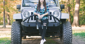 Kassandra Jeep Session + Fall Family Session