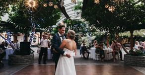 beautiful Madsen's Greenhouse spring wedding - Tanner & Jessica