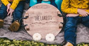 Fall Minis - The Lakeit Family