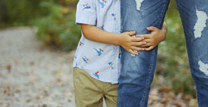 Mommy and Me Outdoor Family Session - Kassandra and Jace