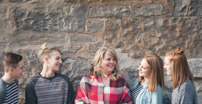 Outdoor Family Photoshoot - The Marconi Family