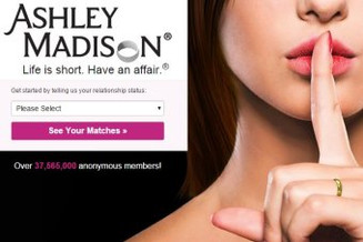 Ashley Madison Controversy - A spike in divorce application.