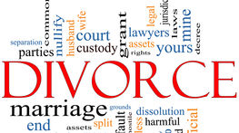 Divorce - Hiked Court Fees
