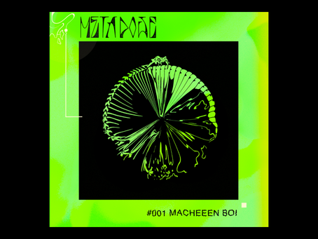 METADOSE001 (our new podcast series) by MacheeeN Boi