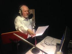 John Wilde Recording Session