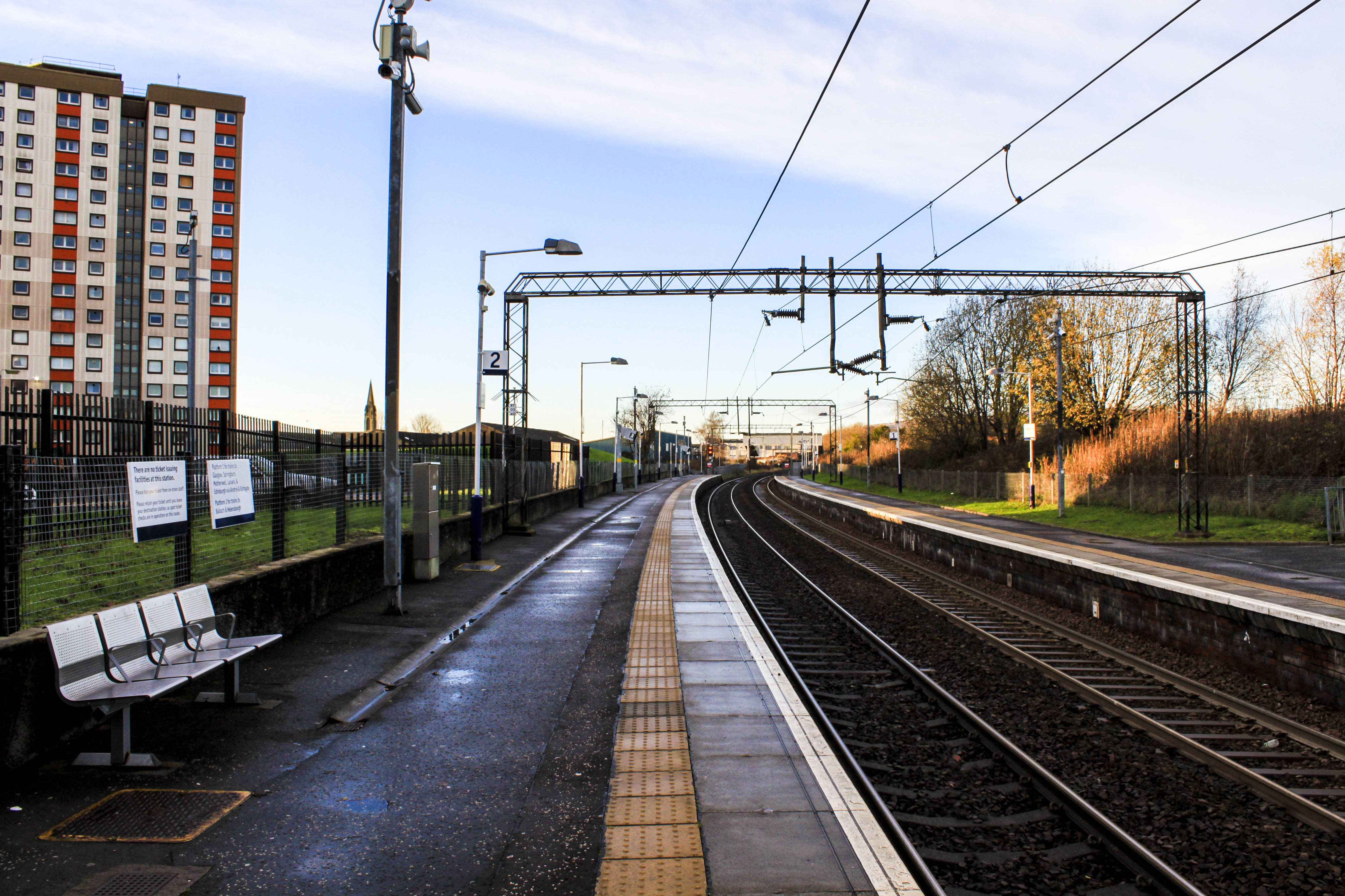 Train Station | TANNER PARK
