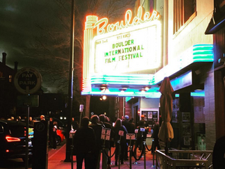 The Organisation of an American Film Festival