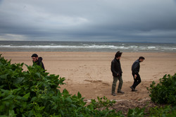 Recce at Troon Beach