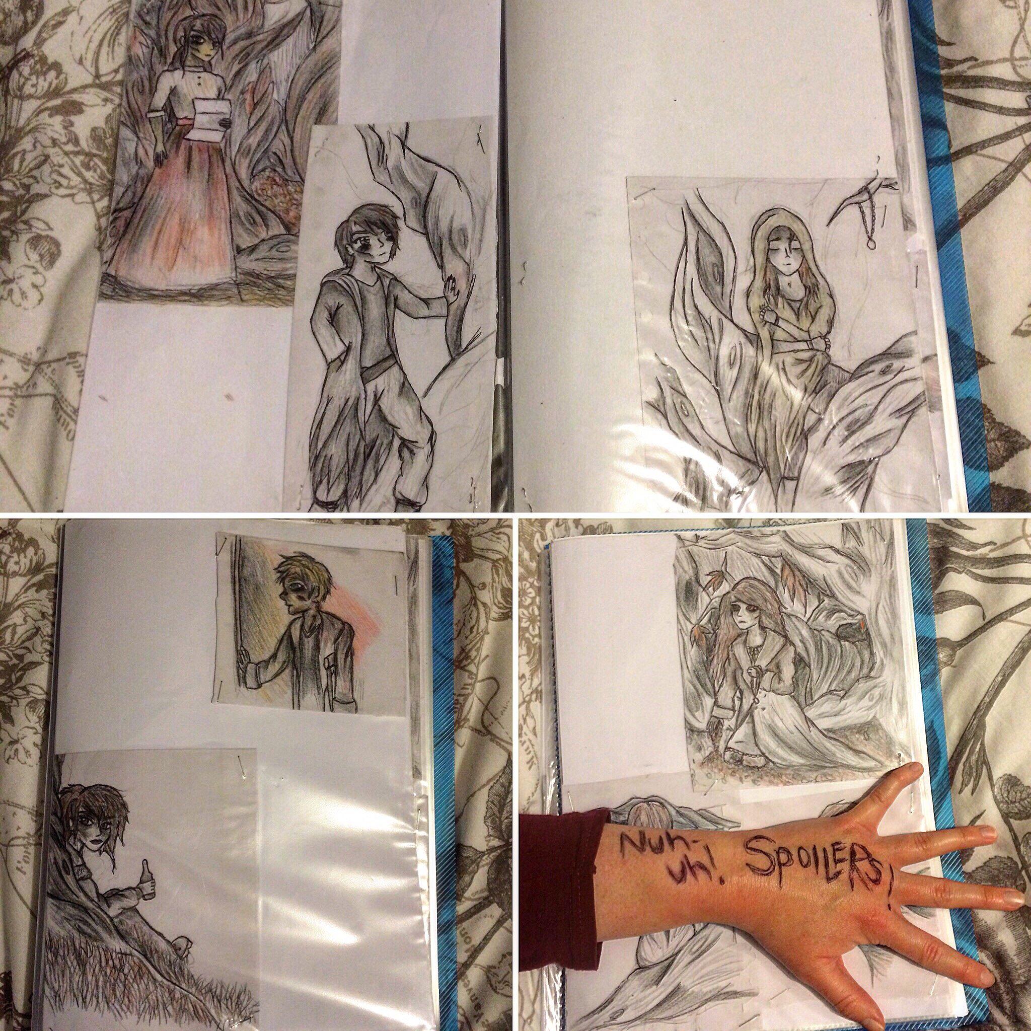 Character art TLE