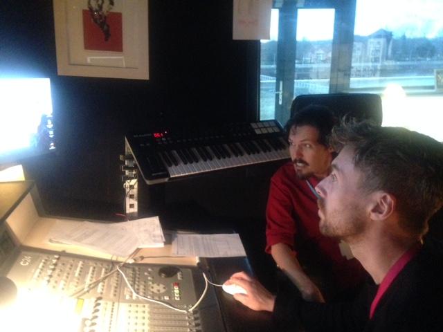 Allan Whyte | Dubbing Mixer