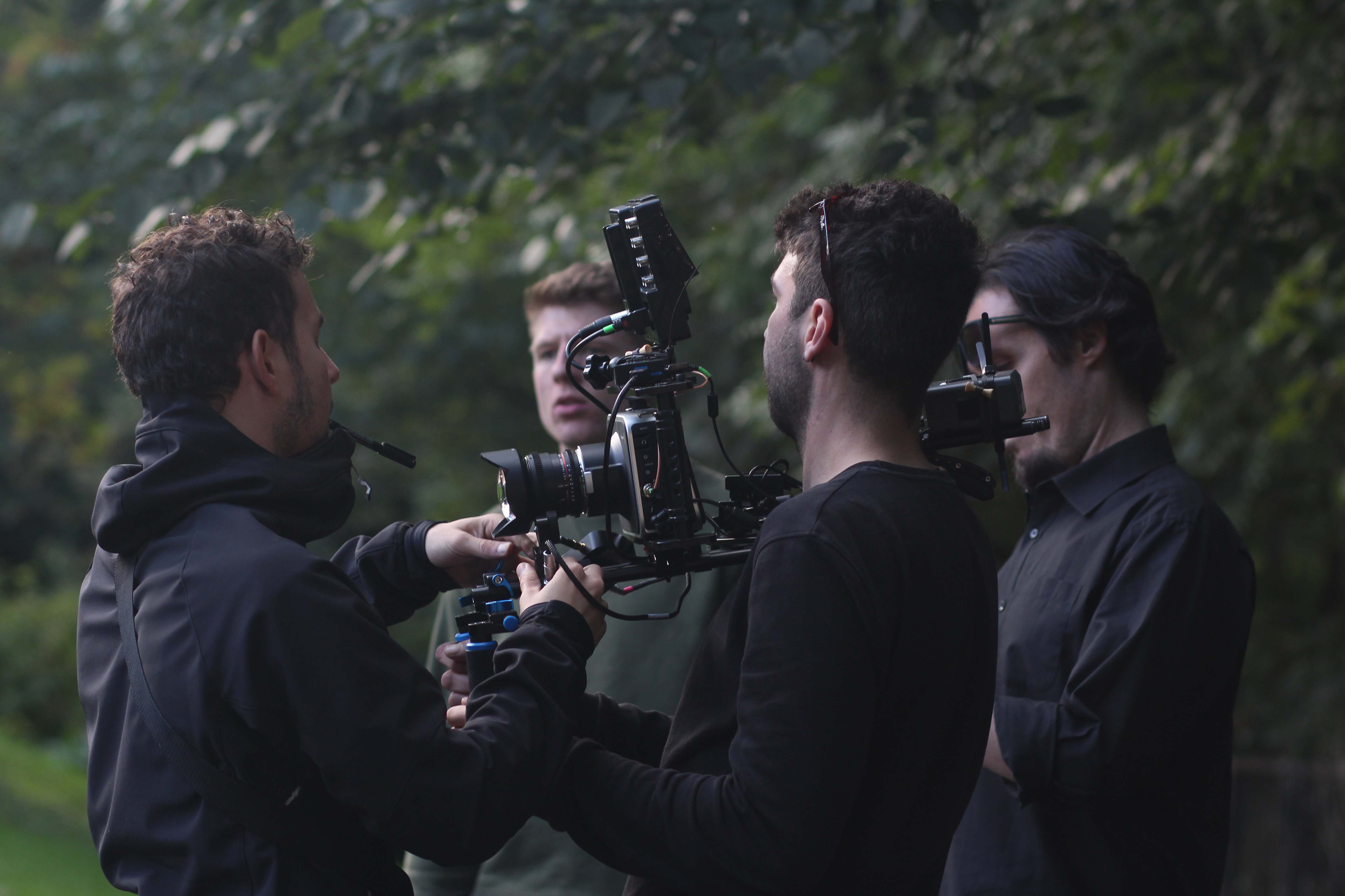 Camera Crew | The Turtle Terminator