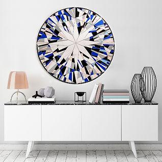 Blue, BLAAK GRey, Champagne, Silver Mirror