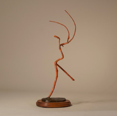 Dancing Stick Figure (view 1)