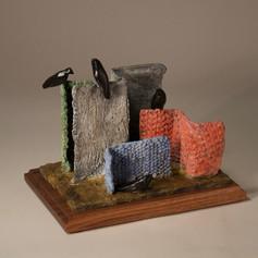 Knit Ruin I (Ruin 16) -view 2