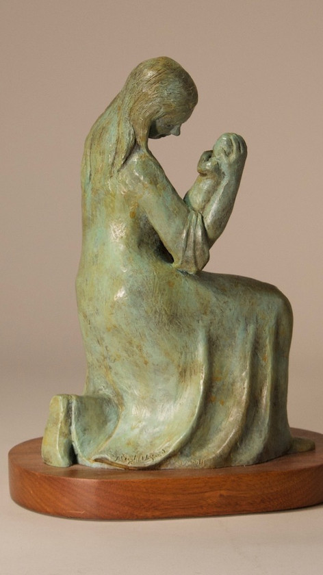 Madonna and Child (view 2)