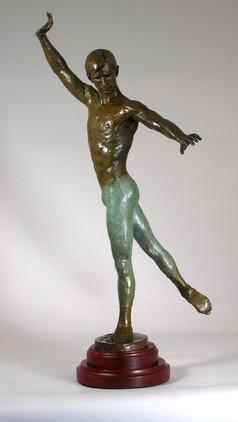 Robert, a Dancer (view 1)