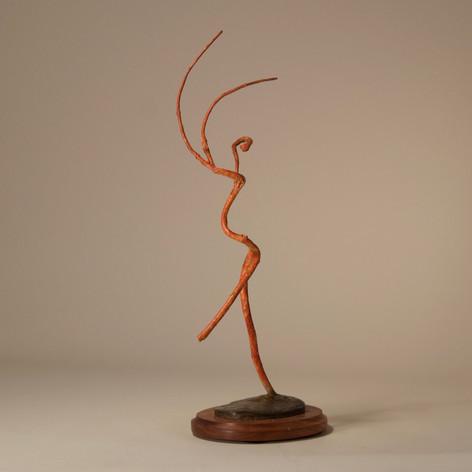 Dancing Stick Figure (view 2)