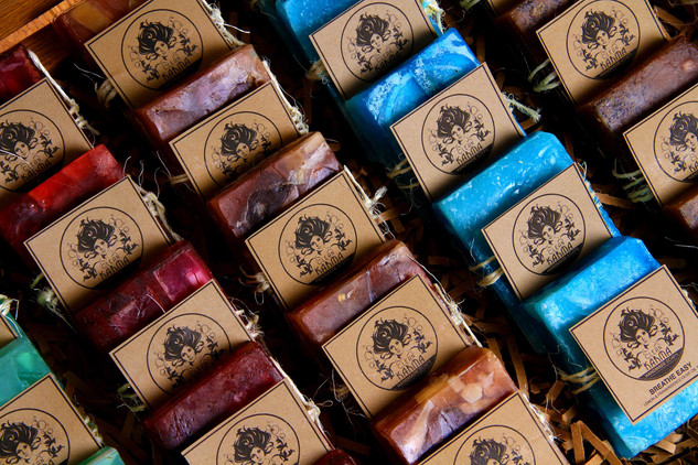 Clean Karma Soap Product Shot