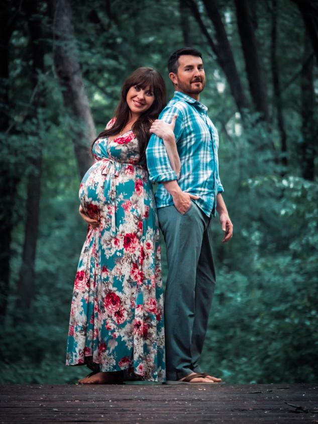 Maternity Shoot - Eden Prairie