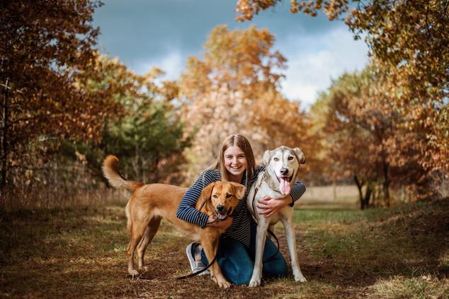 Family Pet Portrait