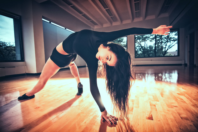 Dance Studio Shoot - Minneapolis