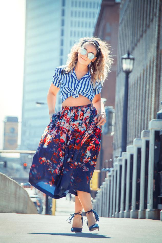 Fashion Portriat - Minneapolis