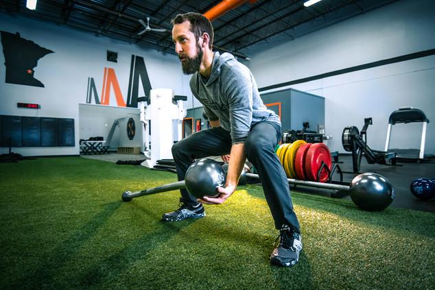 Mace Gym Workout