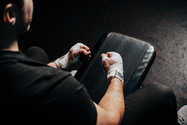 Gym Hand Wrap