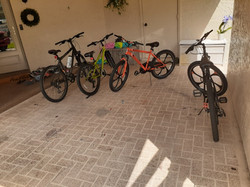 Bikes Repaired by Emobilize