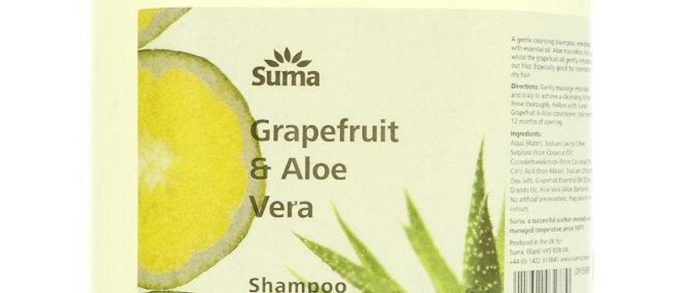 Grapefruit and Aloe Vera Shampoo