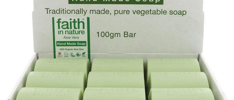 Soap bar - Aloe vera