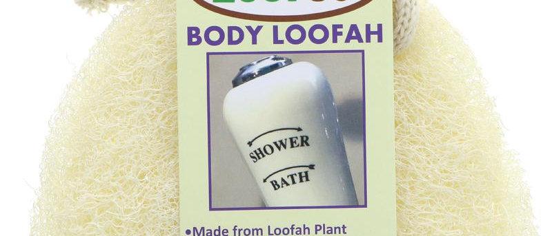 Loofah body