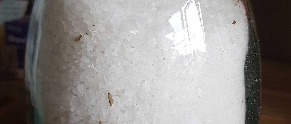 Bath salts (lavender and ylang ylang)