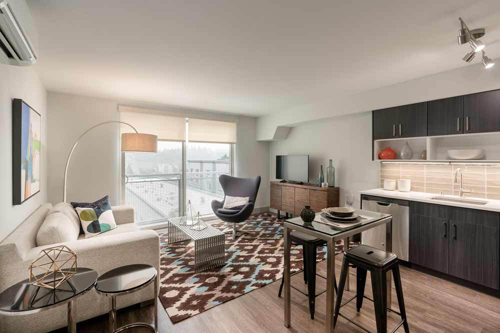 Seattle multi-family architect
