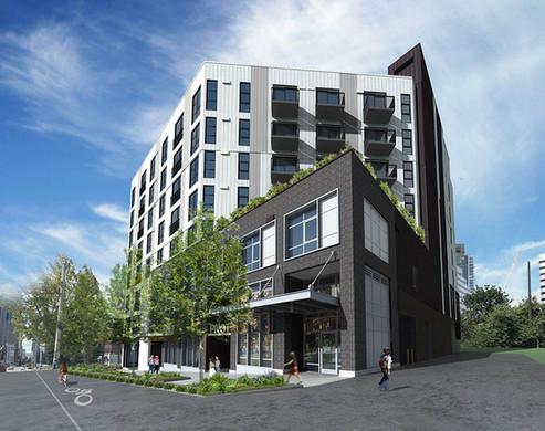 Pivot, Seattle architect