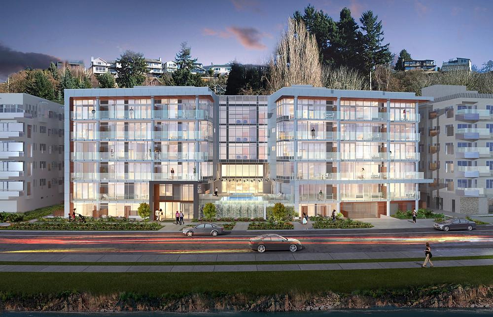Multi-family Architecture, Condo architect, Seattle architect