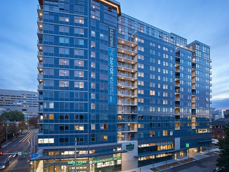 High-Rise Apartments Come to New Parts of Town