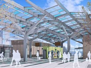 Bellevue Transit Center