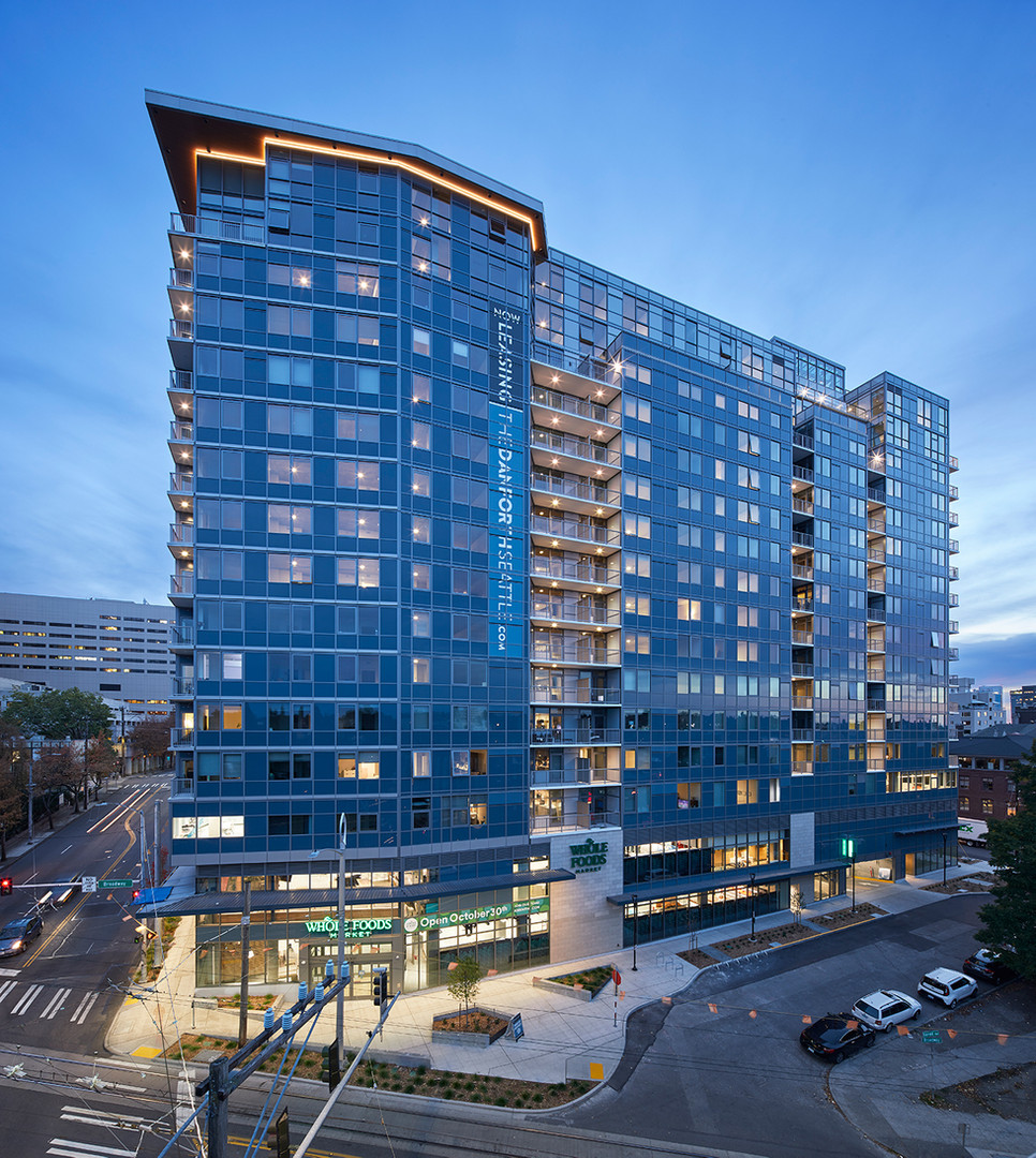 The Danforth, multifamily architects
