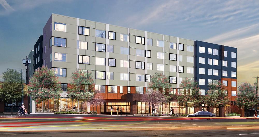 Multi-family Architecture, Seattle architect