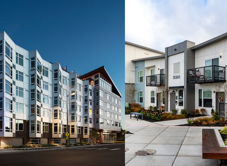 Two TA Projects Named Finalists for NAIOP's Multifamily Suburban Development of the Year