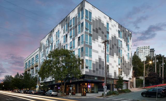 The Cove, Seattle architecture