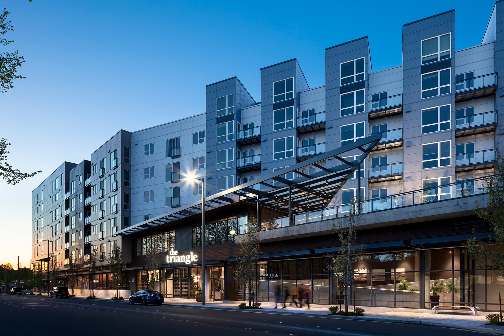 Mixed-use Architect Seattle
