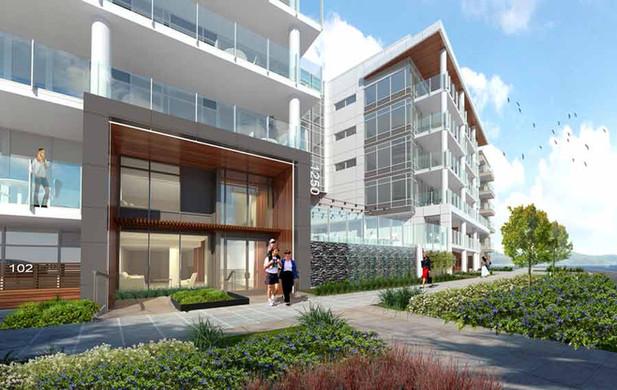 Infinity-Shore-Club, condo architecture Seattle
