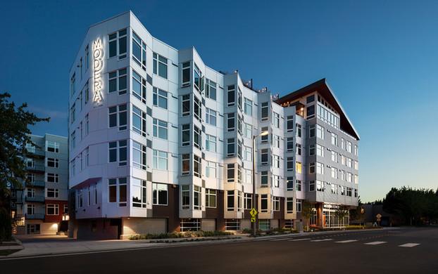 Redmond Multifamily Architect