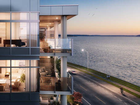 Now Breaking Ground: Sophisticated Luxury Condos to Alki Waterfront