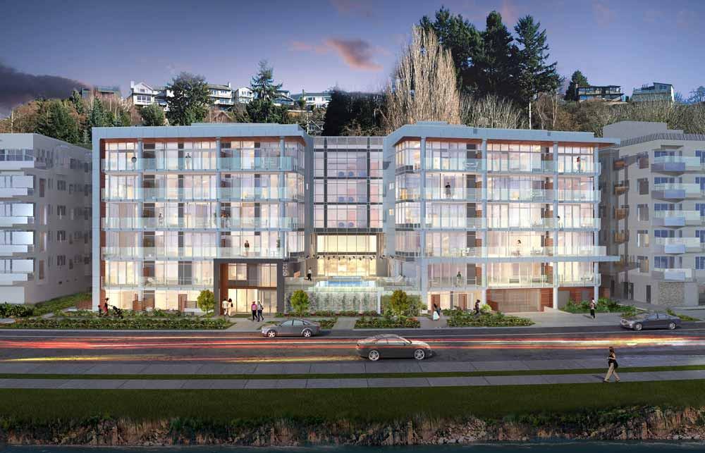 Condo architecture Seattle