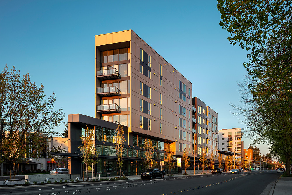 mixed-use multifamily architect