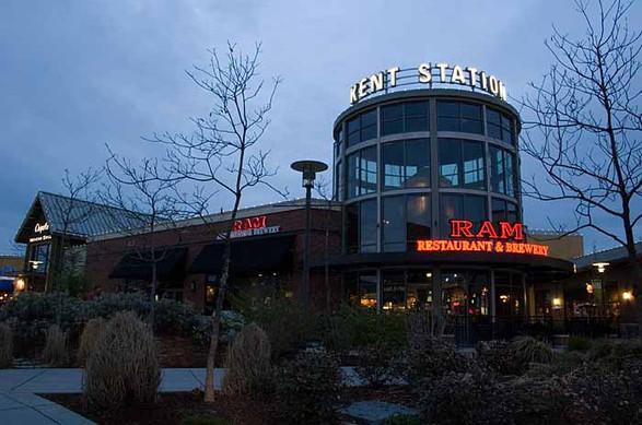 Kent Station Transportation oriented design