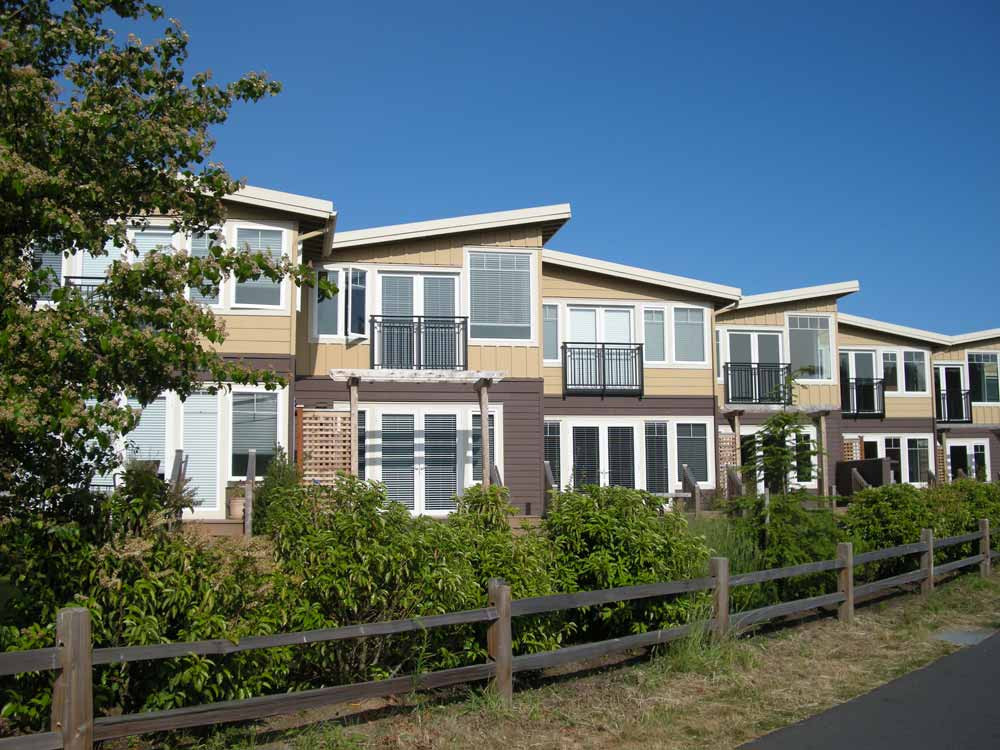 Woodville Village, multi-family renovation, seattle Architect